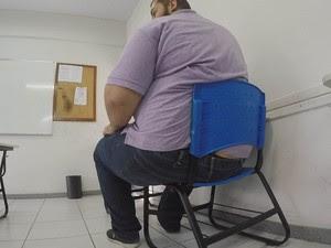 PREP obesidade (Foto: TV Globo)