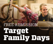 FREE ADMISSION | Target Family Days