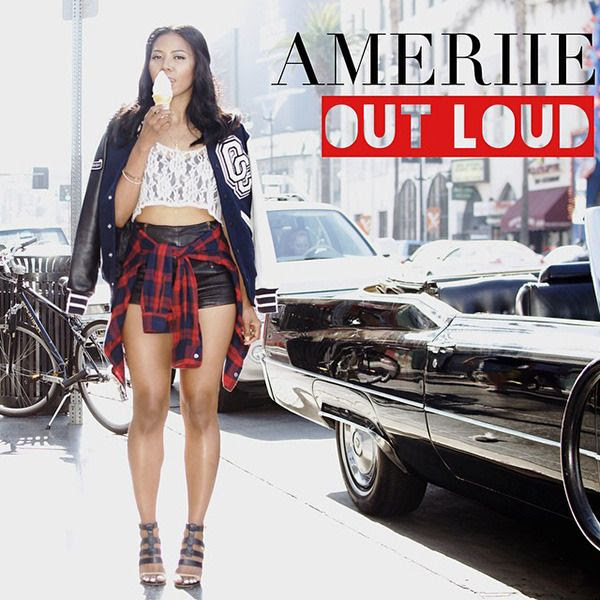 Ameriie : Out Loud (Single Cover) photo ameriie-out-loud.jpg