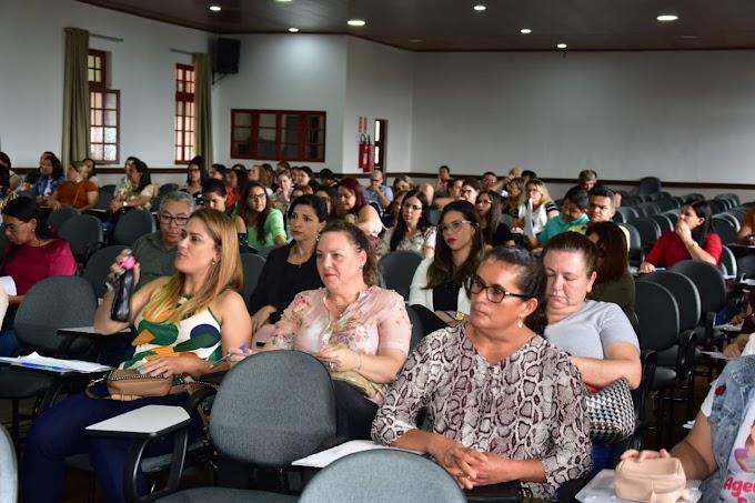 Secretaria de Saúde de lagoa seca discute sobre o novo financiamento do SUS e repasse de verbas federais para o município