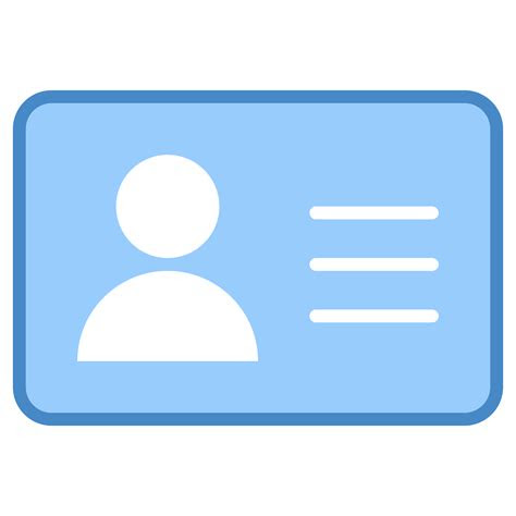 id card icon    icons