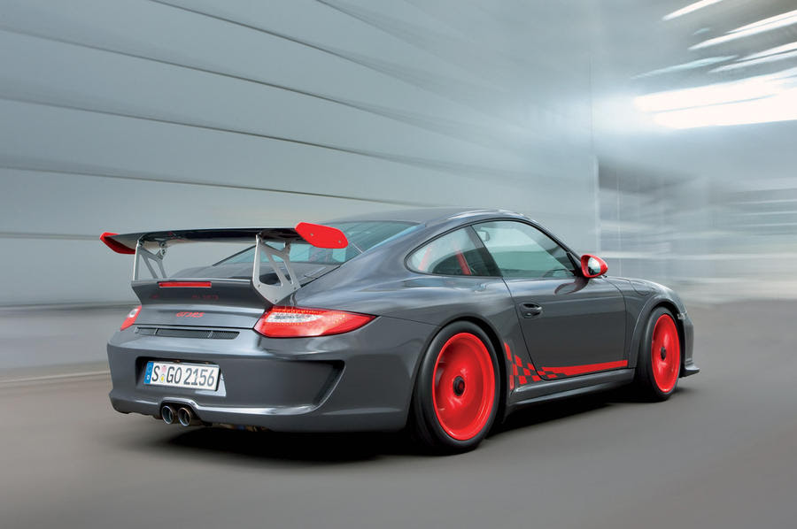 New Porsche 911 Wallpaper > HD