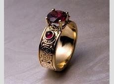 Custom made, Celtic engagement rings. ? Metamorphosis Jewelry