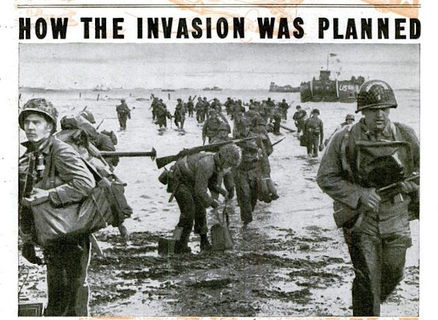 Rewind: How the D-Day Invasion Was Planned