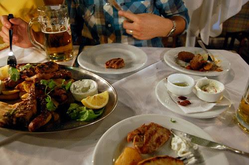 greece - athens - taverna