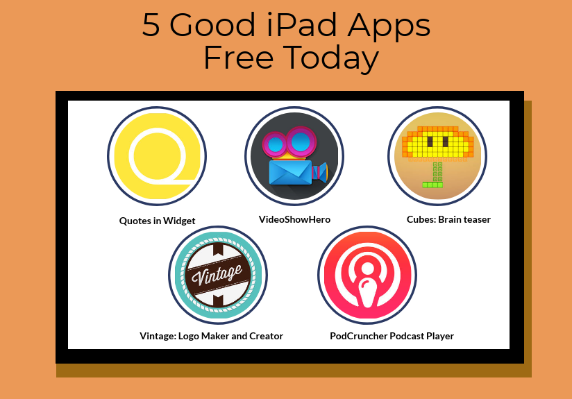 5 Good Educational Apps Free Today