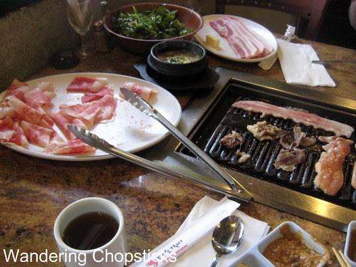 Tahoe Galbi Restaurant - Los Angeles (Koreatown) 11