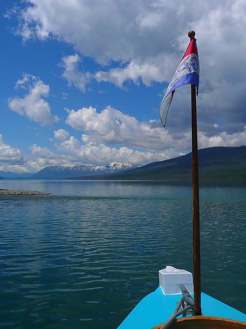 P1130098 Boat Tour on Lake McDonald