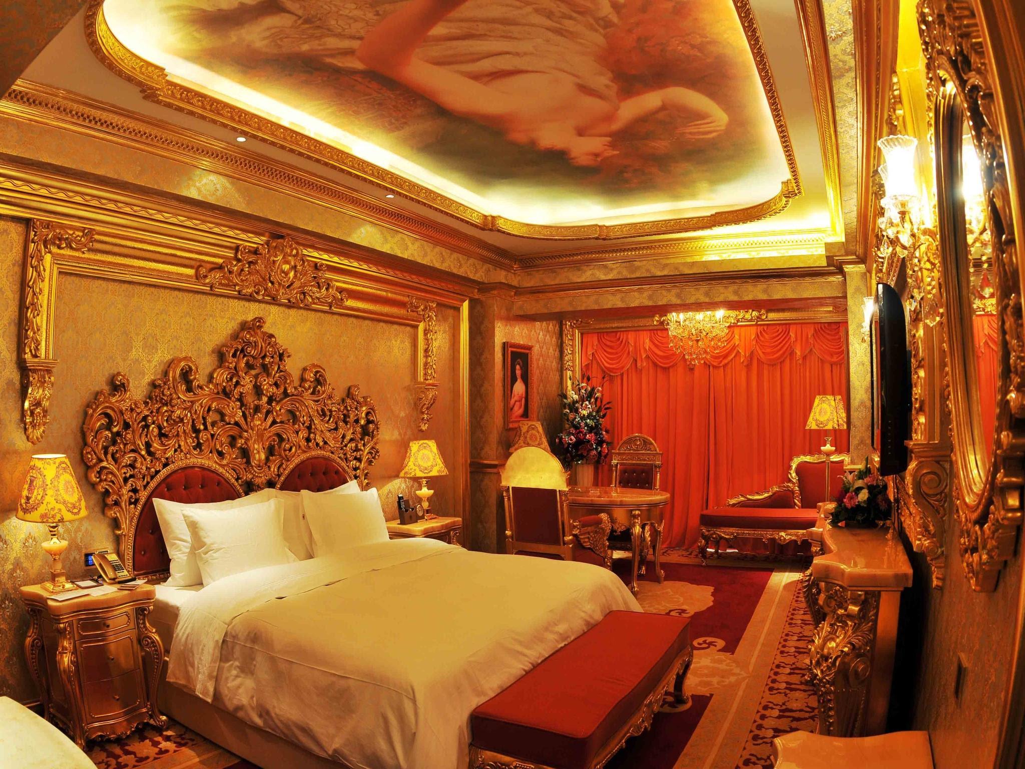 Review Nanning Dibai 7 Star Hotel