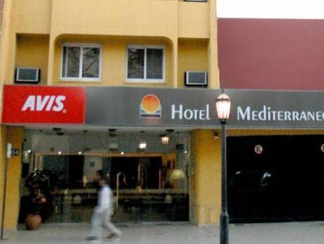 hotel near Tucuman Hotel Mediterraneo