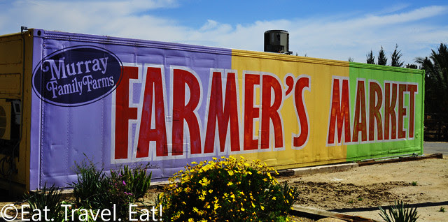 Murray Family Farms Farmers Market Signage