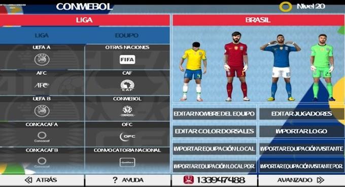 First Touch Soccer 2021 Seleções