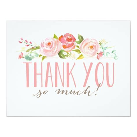 Bridal shower thank you postcards for free 2018