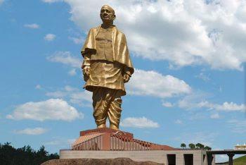 Imagini pentru Cea mai înaltă statuie din India