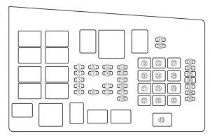 Mazda 6 2005 Fuse Box Diagram Auto Genius