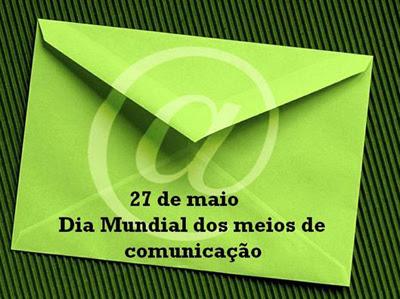 Dia Mundial dos Meios de Comunicação