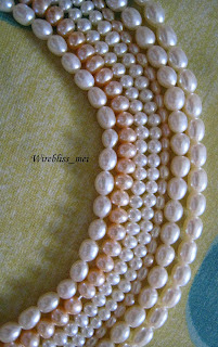 strands of pearls from Sabah