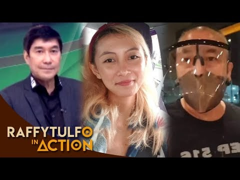 "Raffy Tulfo to bail lady Grab driver; said police is ""abusive"""