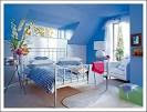 Amazing Blue Bedroom Wall Decorating: Bedroom Wall Color Ideas ...