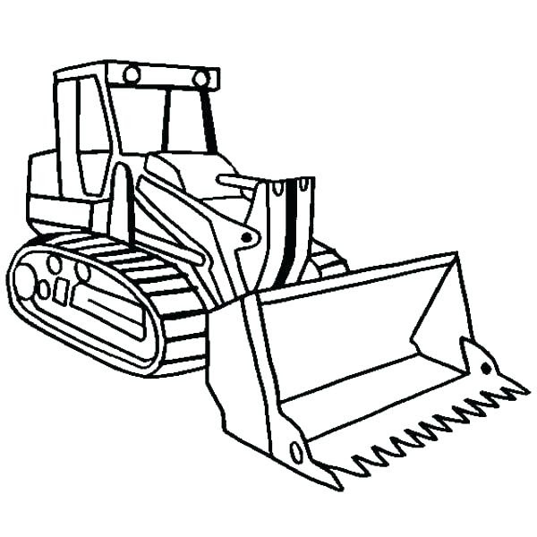 Heavy Equipment Coloring Pages at GetColorings.com | Free ...