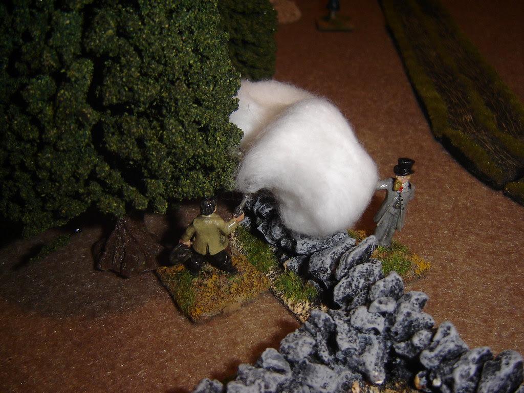 Rucker returns fire