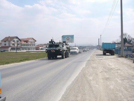 KFOR in Kosovo