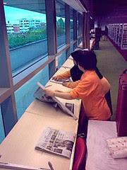 Serangoon Public Library official opening 11 Mar 201116