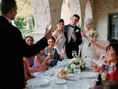Quotes for a Funny Wedding Toast