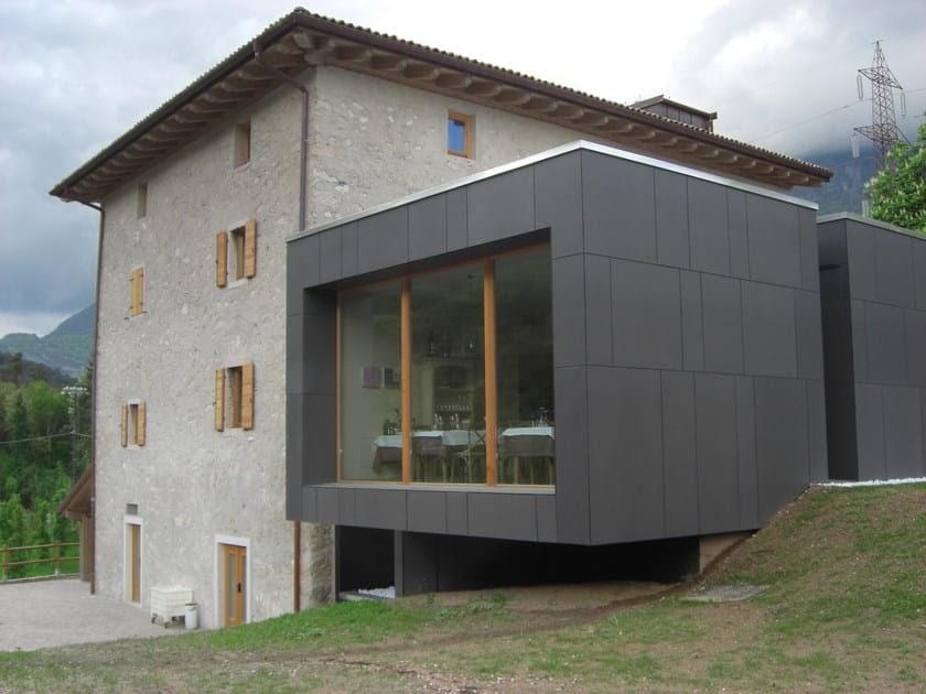 Mobili e arredamento: Pannelli di cemento