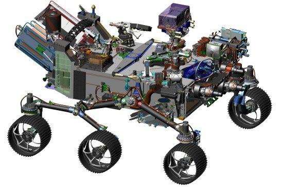 NASA encomenda sonda para apoiar missão humana em Marte