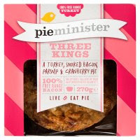 Pieminister Three Kings