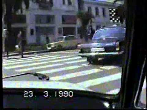 Сухуми, 1990 год. Свадебное видео.