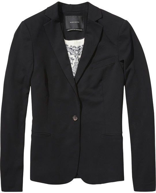 Maison Scotch Basic Blazer