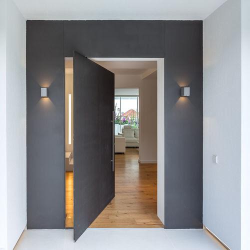 20 Desain Pintu Depan Untuk Rumah Minimalis