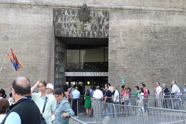Musei Vaticani 梵蒂岡博物館