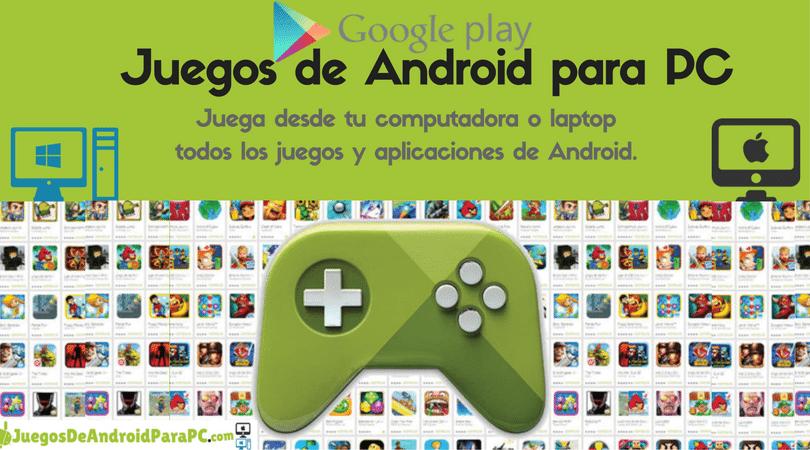 descargar juegos para android