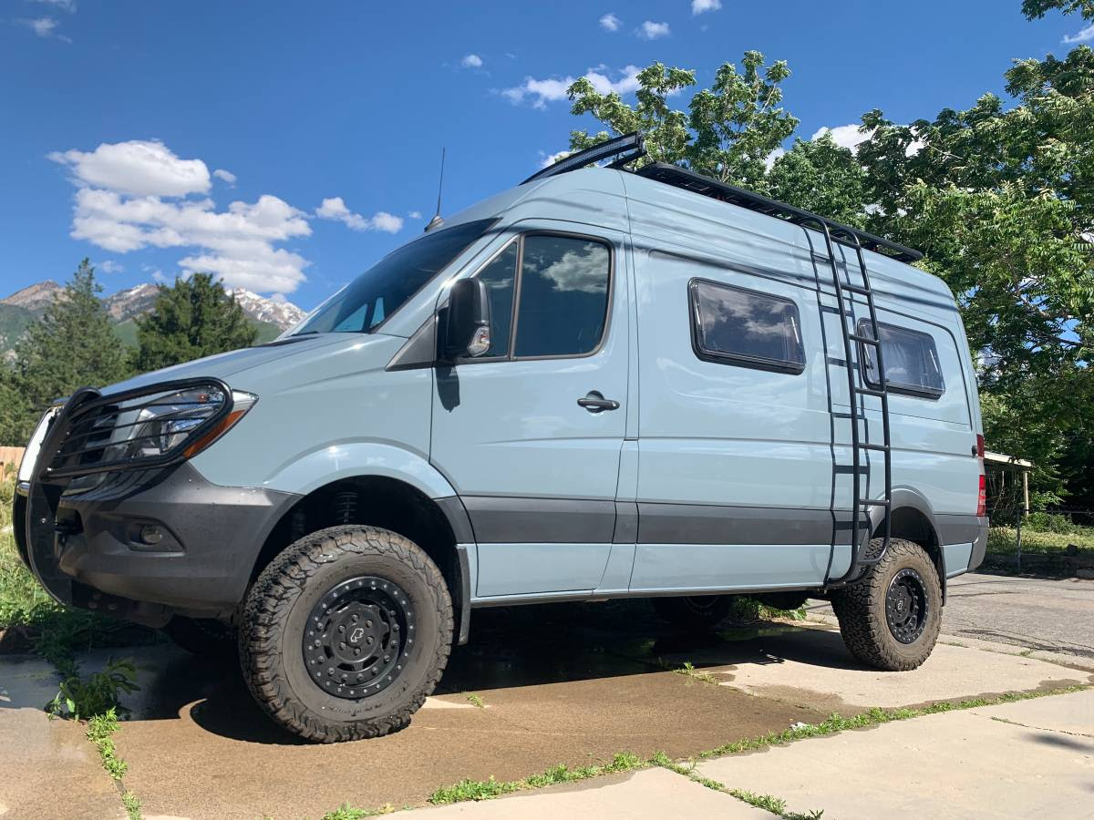 2018 Conversion Mercedes Sprinter Camper For Sale in Salt ...