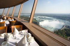 Revolving Dining Room