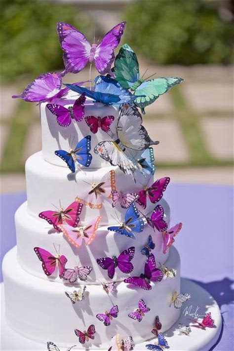 Kara's Party Ideas Butterfly Themed Bridal Shower   Kara's