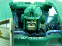 Transformers Sargeant Kup - Prime RID - modo robot