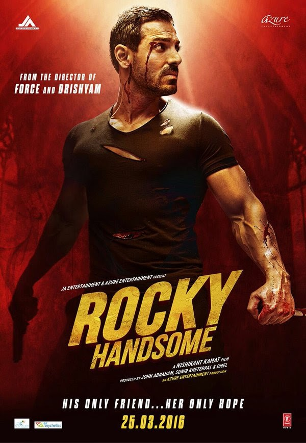 Rocky Handsome 2016 Hindi Movie 480p 720p 1080p HDRip ESubs Download
