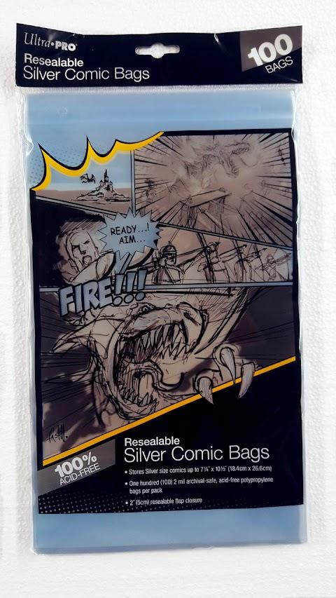 Where Can I Buy Comic Book Sleeves