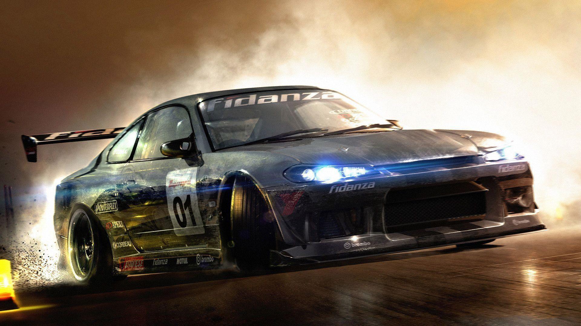 Drifting Cars Wallpa