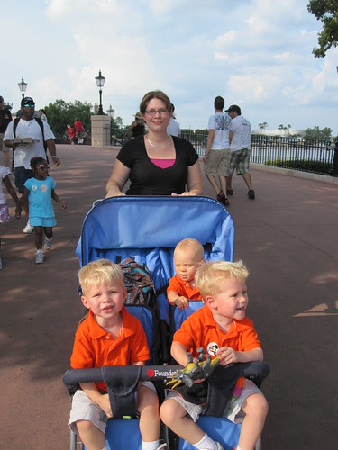 Epcot for Mommy's Birthday!