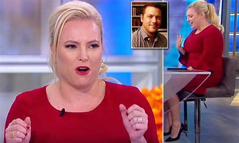 The View co host Meghan McCain is engaged to Ben Domenech