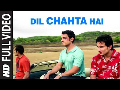 Dil Chahta Hai title song lyrics in Hinglish and Hindi - LyricsBent.com