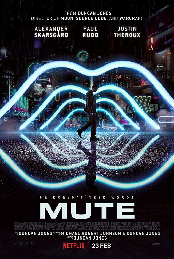 Paul Levinson\'s Infinite Regress: Mute - Cyberpunk Sound and Fury ...