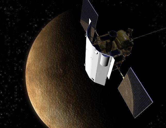 La histórica nave Messenger de la NASA se estrellará contra Mercurio a final de mes