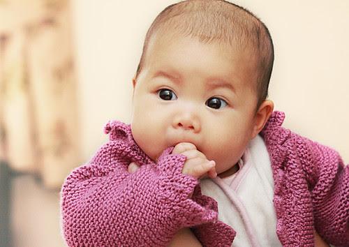 My Princess Mia   3 Months Old