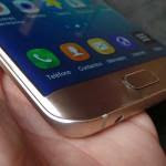 Agarre del Samsung Galaxy S6 Edge Plus